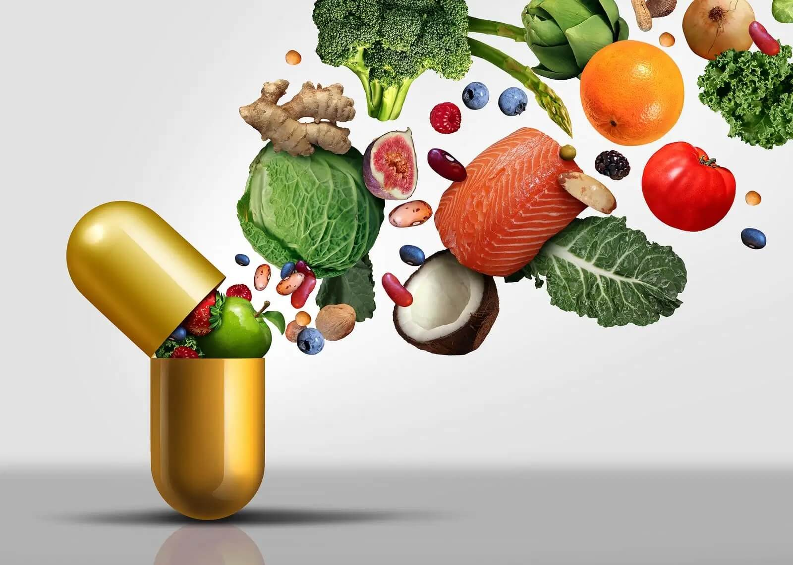 vitamins and oral health
